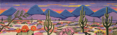 Desert Sunset 6101 NP