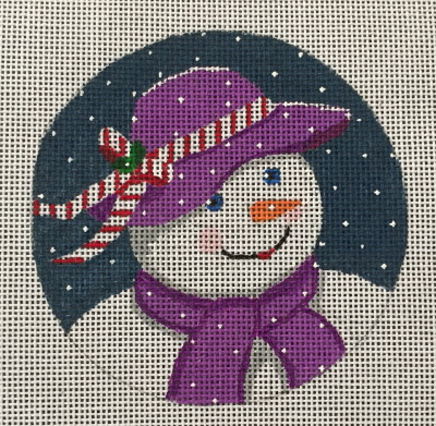 4405 Snowlady in Purple