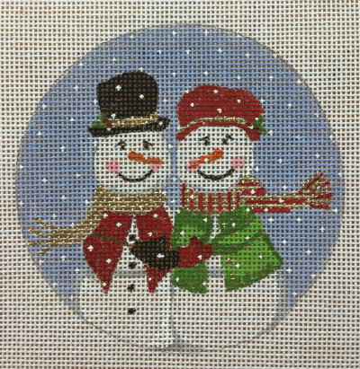 4406 Snow Couple