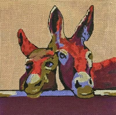 121 Donkeys NP