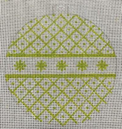 2204-L, Lime Glitter