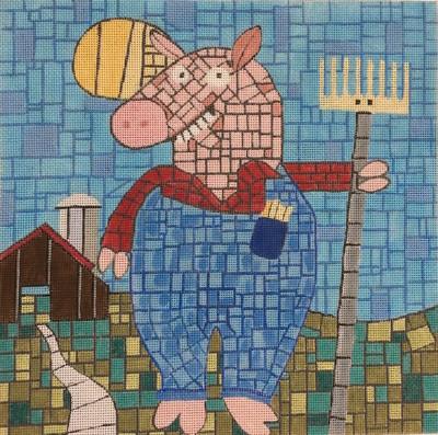 904 Farmer Pig fb