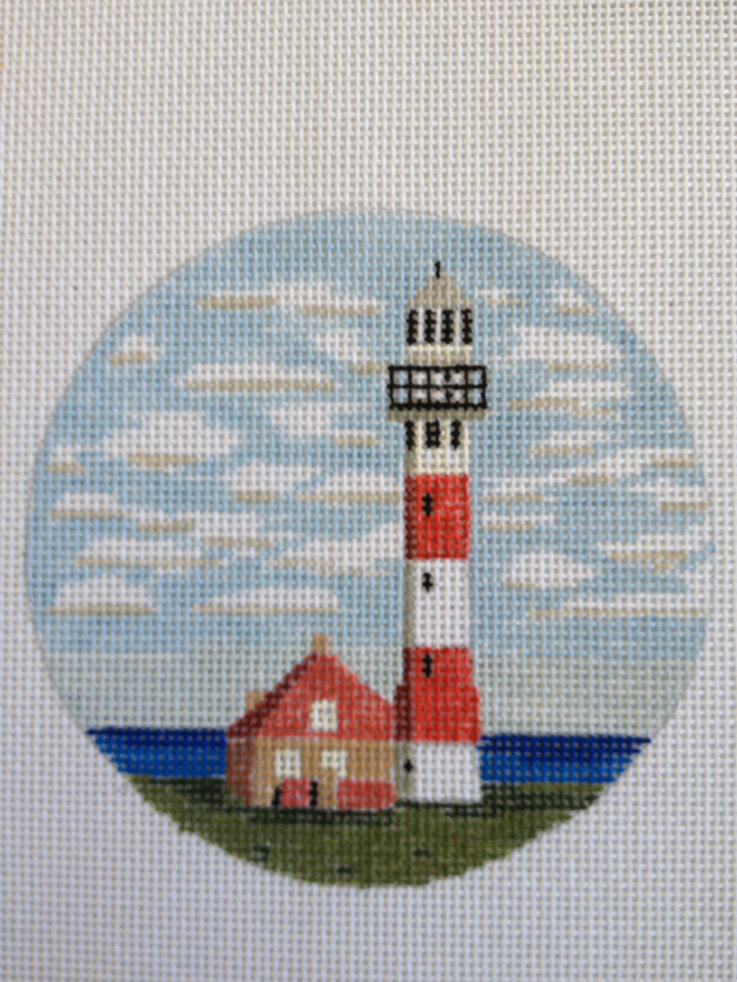 Belgium Lighthouse